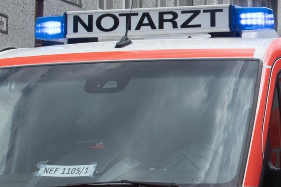 Ingesamt forderte das Feuer elf Verletzte. (Symbolbild)