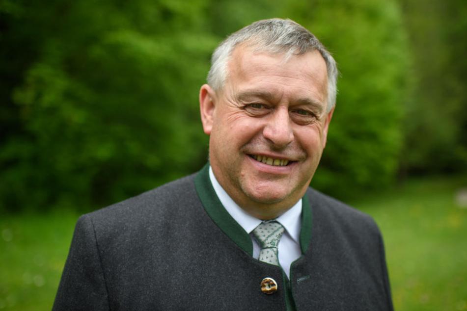 Bauernpräsident Walter Heidl fordert eine praktikable Lösung für die Landwirte.