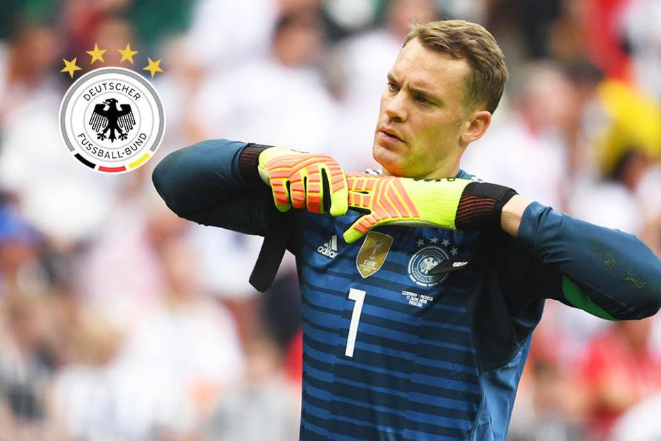 Herr Neuer, ist die Nationalmannschaft gespalten?