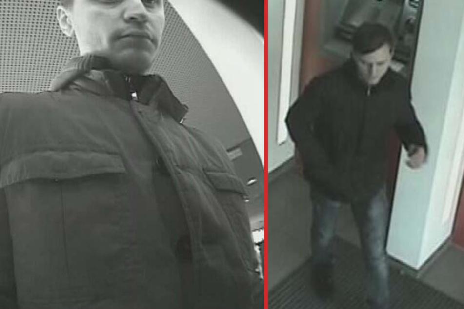 Die Polizei sucht Zeugen oder andere Hinweise, die zu seiner Ergreifung führen.