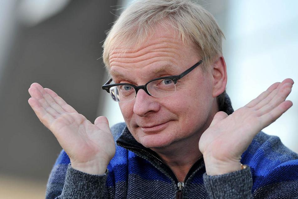 Uwe Steimle (54).