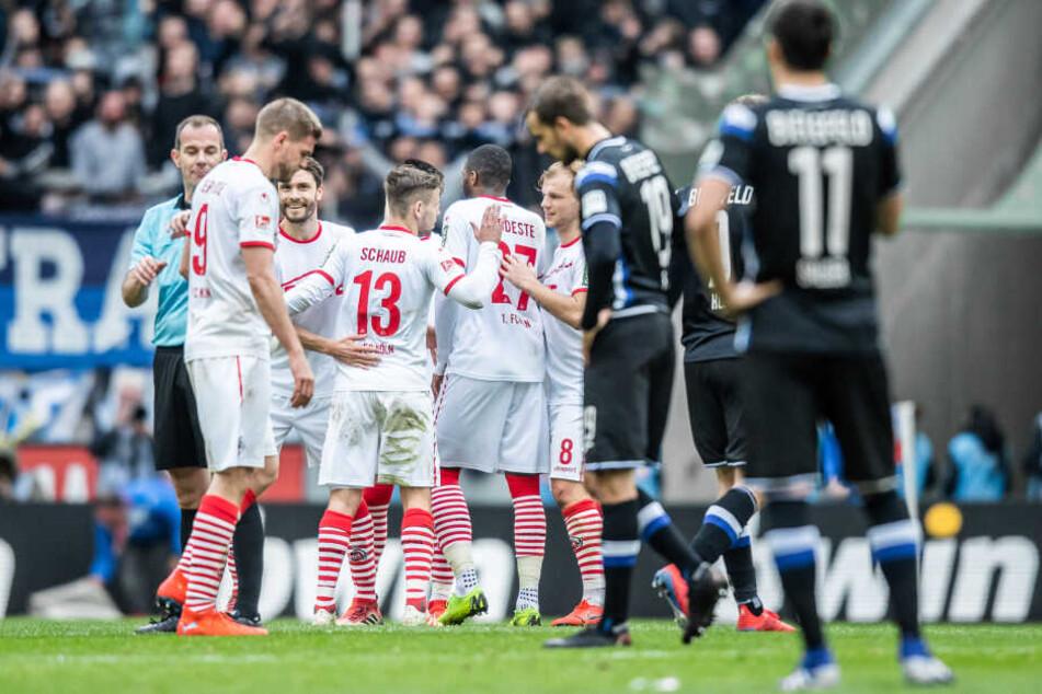 Der 1. FC Köln hat endlich die genauen Spieltermine für die nächsten Saisonspiele.