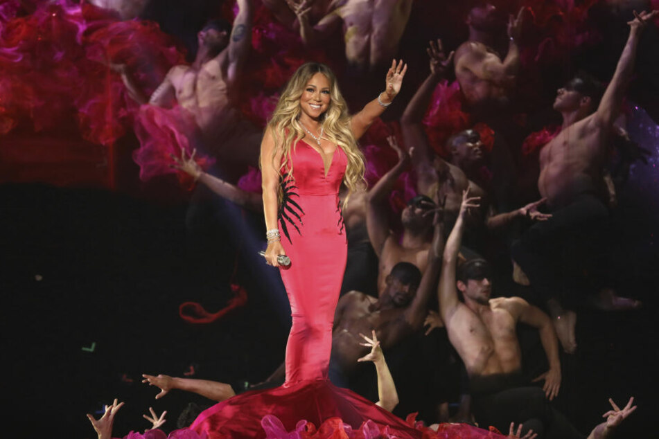 Mariah Carey hinterließ einen bleibenden Eindruck.