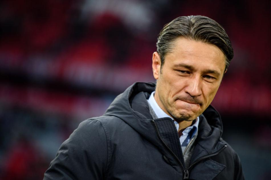 Niko Kovac hat es nicht geschafft, dem FC Bayern Dynamik einzuhauchen.
