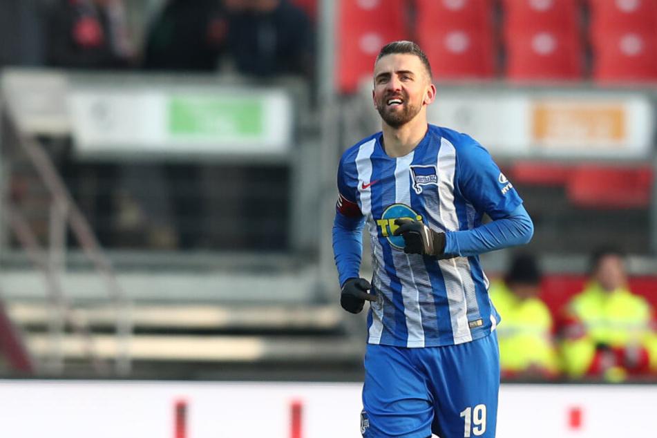 Vedasd Ibisevic traf gegen Nürnberg und unterstrich seine Bedeutung für die Hertha.