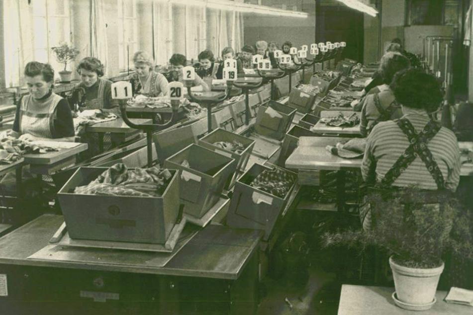 """1910 entstand die Fabrik als """"Junghans und Rößel""""."""