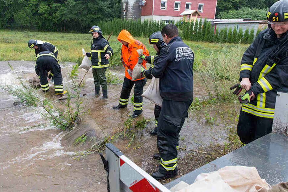 Dauerregen in Thüringen! Vorerst keine Entwarnung