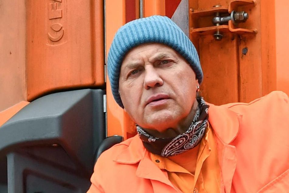 Uwe Ochsenknecht spielt im neusten Film einen Müllmann.