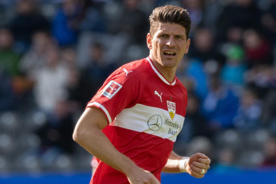 Mit 34 Jahren noch stark genug, um dem VfB auf die Sprünge zu helfen? Mario Gomez