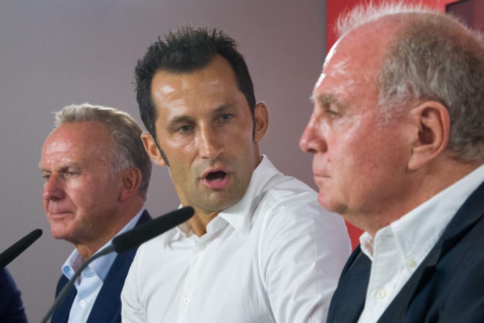 Die spontane Pressekonferenz der Bayern-Bosse sorgte 2018 für ordentlich Gesprächsstoff.