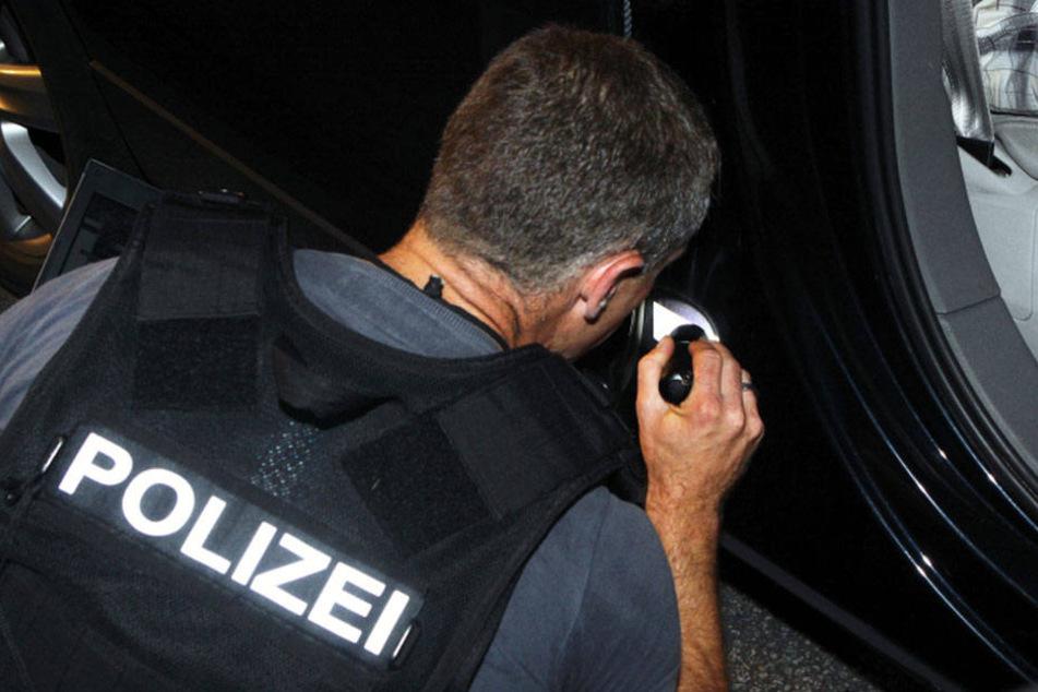 Kontrolle der Polizei: Eine kleine Zahl von ausländischen Intensivtätern sind für viele Straftaten verantwortlich.