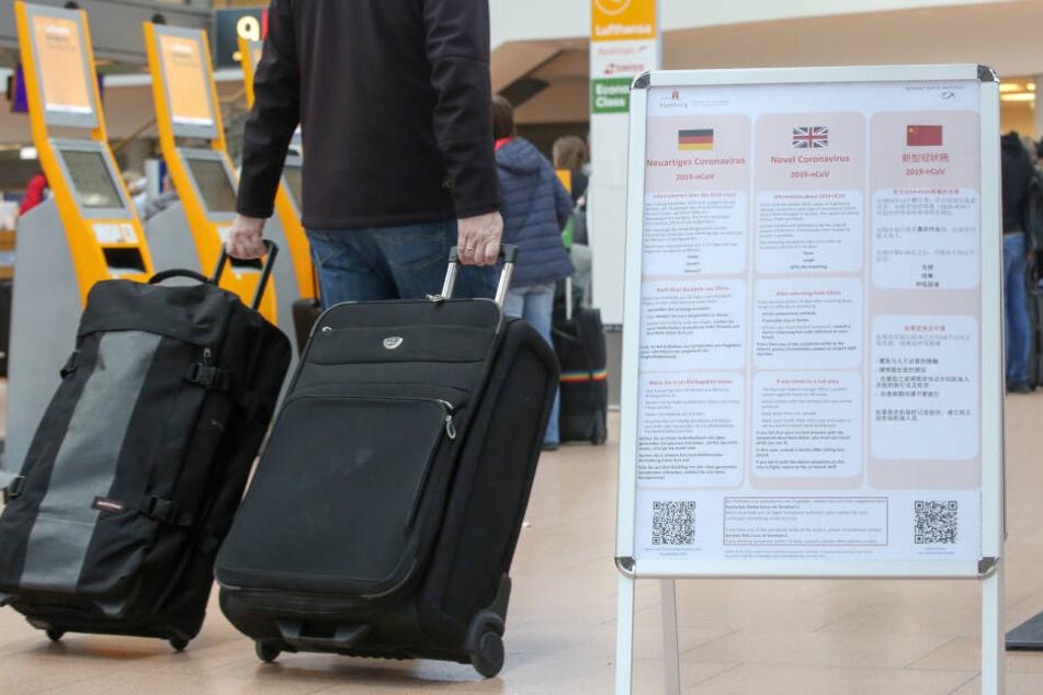 Fälle in Hamburg, Niedersachsen und Bremen: Coronavirus hat den Norden erreicht