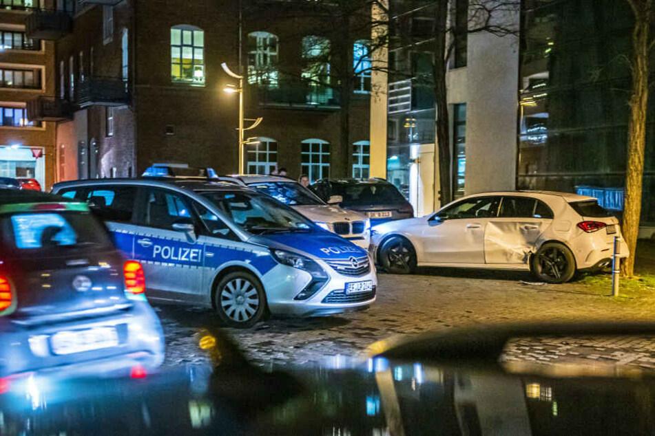 Mann flüchtet mit gebrochenem Bein aus Klinik und startet zerstörerische Irrfahrt durch Erfurt