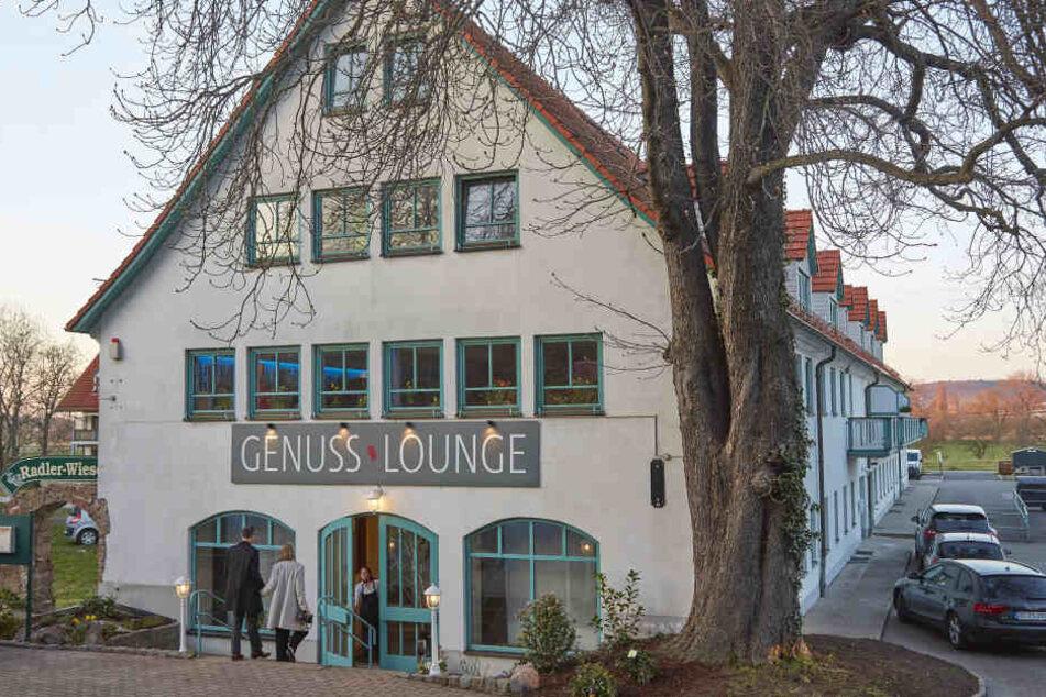 """Die neue """"Genuss Lounge"""" in Wildberg beherbergt die ebenfalls neue  Cateringküche von Mario Pattis und Silvio Escher."""