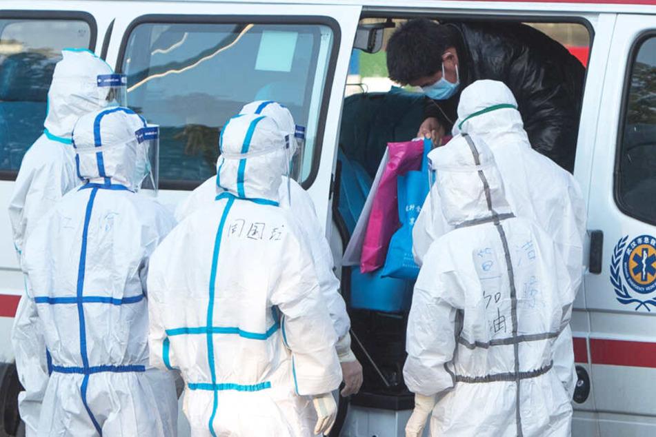 Das Coronavirus sorgt weltweit weiterhin für Angst und Schrecken.