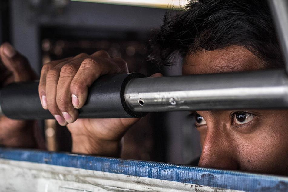 Wird die Migrationsroute nach Italien möglicherweise geschlossen? (Symbolbild)