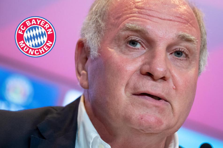 Bayern-Boss Hoeneß gibt zu: Spieler wollten nicht mehr mit Kovac!