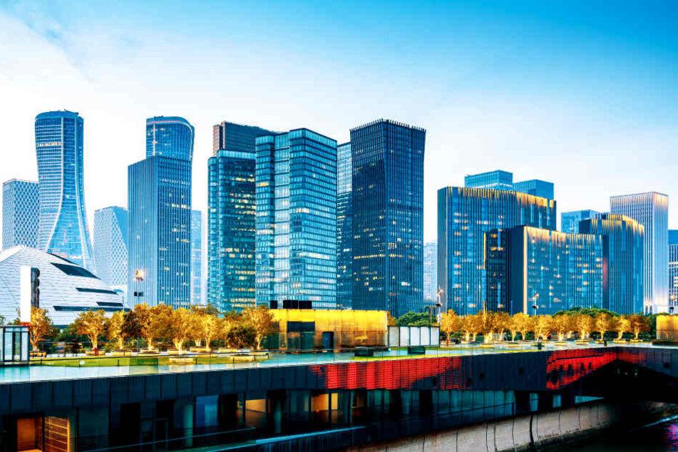 Derzeit herrscht in Hangzhou Ausgangssperre (Symbolbild).