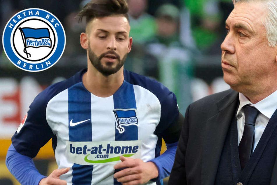 Schnappen sich die Bayern Plattenhardt von Hertha?