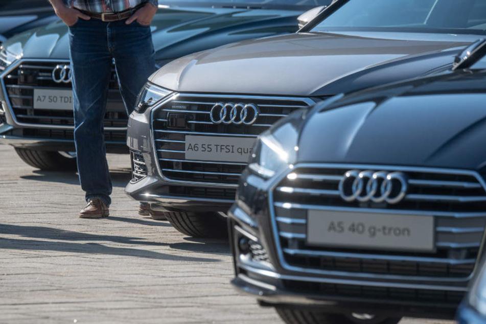 OTS: Audi AG / Audi erreicht solide Finanzzahlen im ersten Halbjahr und ... (720818559)