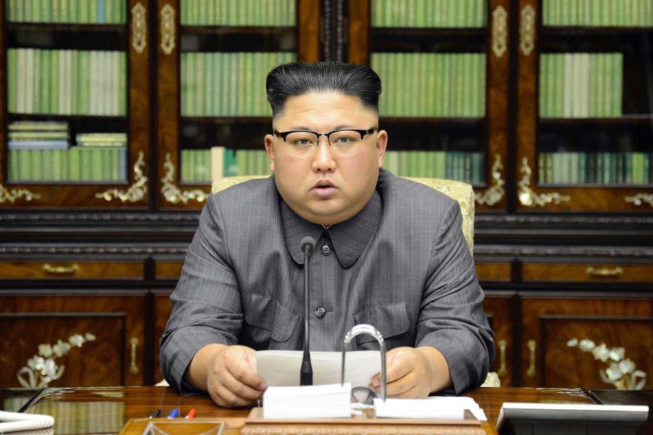 Der Konflikt zwischen Kim Jong Un und Donald Trump scheint weiter zu eskalieren.