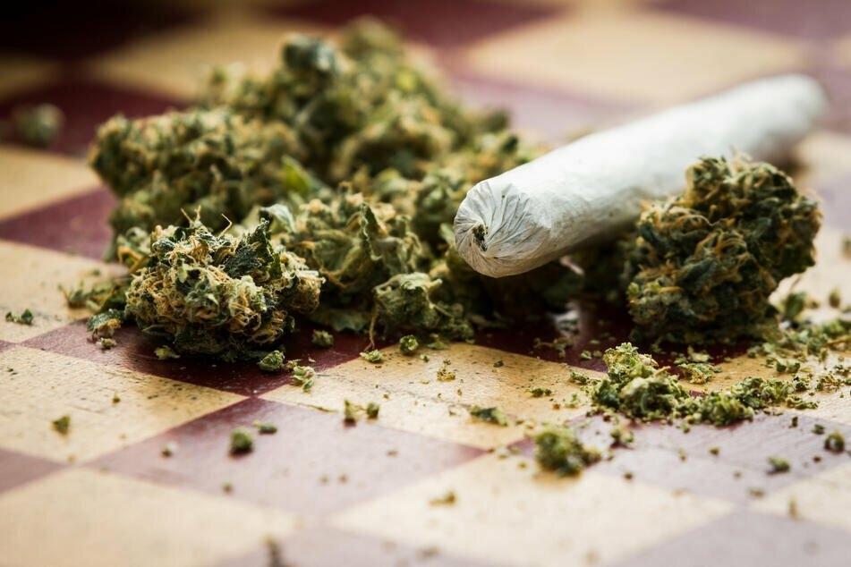 Spielplatz als Drogenlager? Kinder entdecken 200 Gramm Marihuana