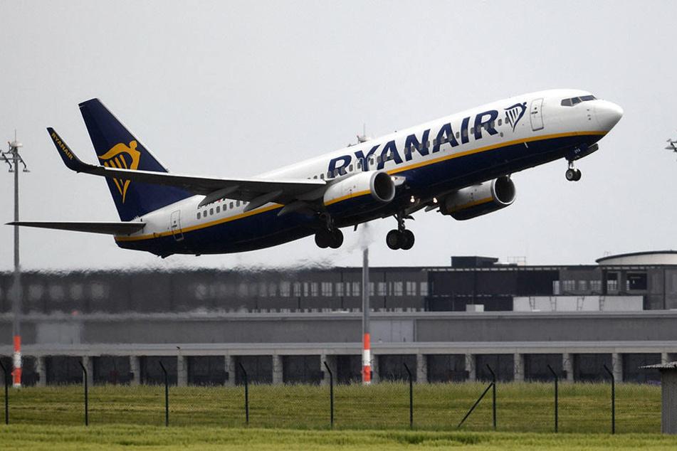Die Billigfluglinie Ryanair leitet 19 seiner Verbindungen nach Leipzig/Halle um.