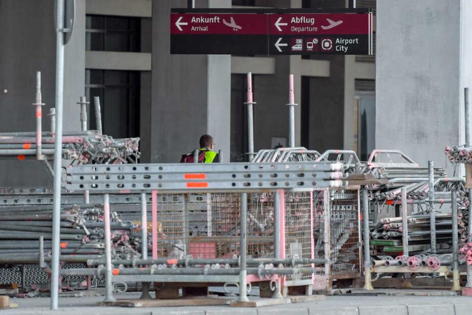 Der Hauptstadtflughafen wurde zu einer Dauerbaustelle.