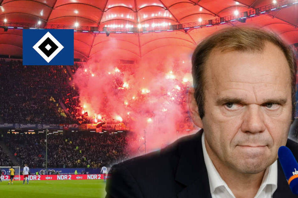 HSV-Chef kommt Fans entgegen: Ist Pyro-Technik im Stadion bald legal?