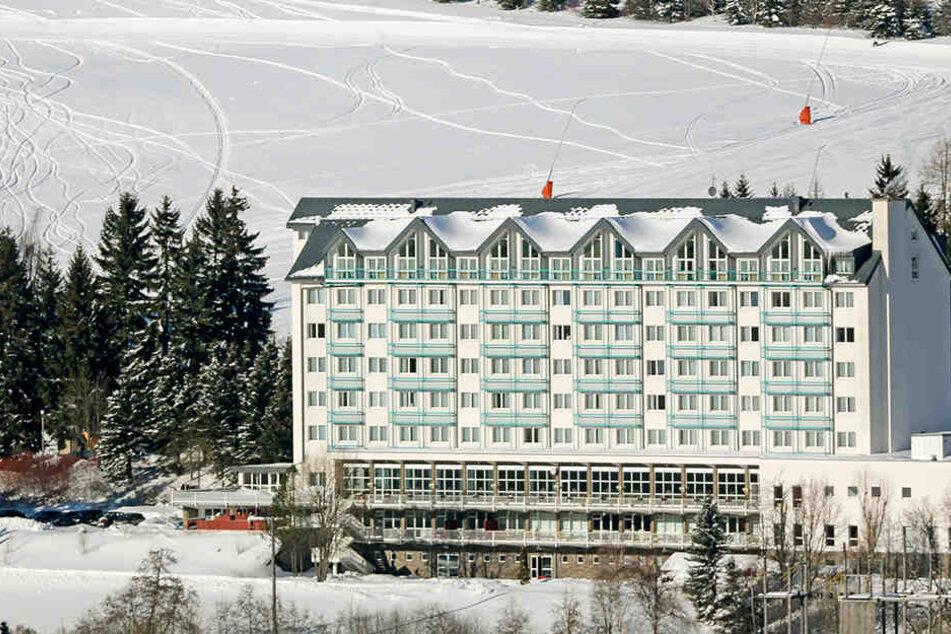 Beim Best Western Ahorn Hotel Oberwiesenthal gibt es Azubis aus 13 Nationen.