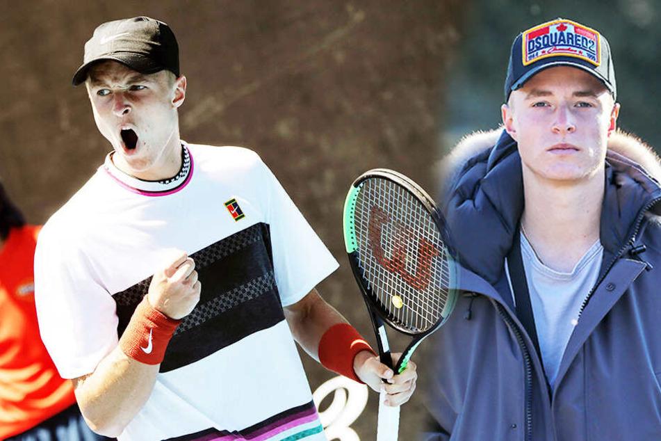 Berlin: Rudolf Molleker: Wird er nach Zverev Deutschlands nächster Tennis-Star?
