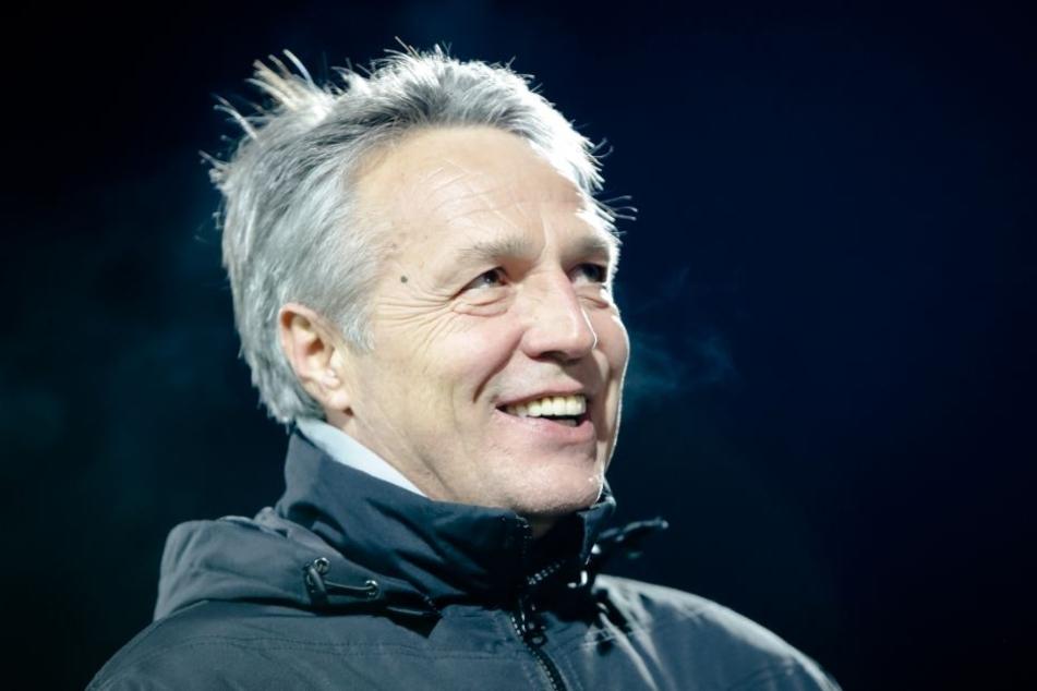Das erste Spiel unter Uwe Neuhaus war ein voller Erfolg.