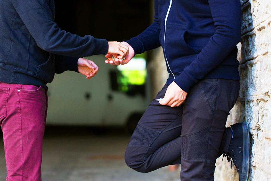 Die Angeklagten wurden auf frischer Tat ertappt. (Symbolfoto)