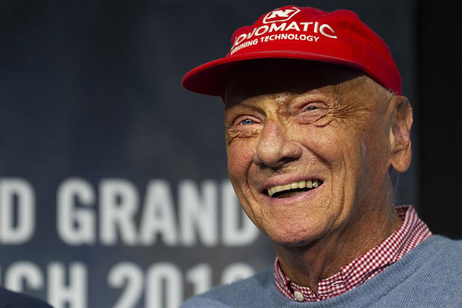 Niki Lauda kann bald seine Reha antreten.