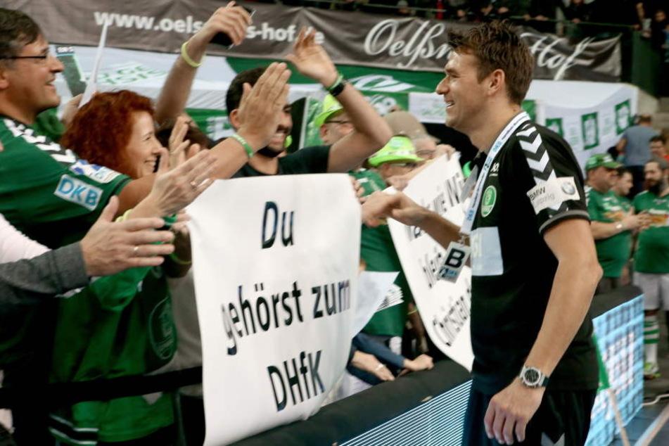 In Leipzig würden sie es gern sehen, wenn Prokop bleibt.