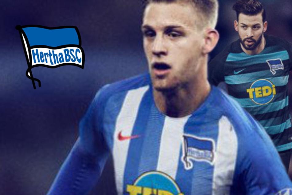 Hertha BSC präsentiert neue Trikots, doch ein Detail bringt Fans auf die Palme