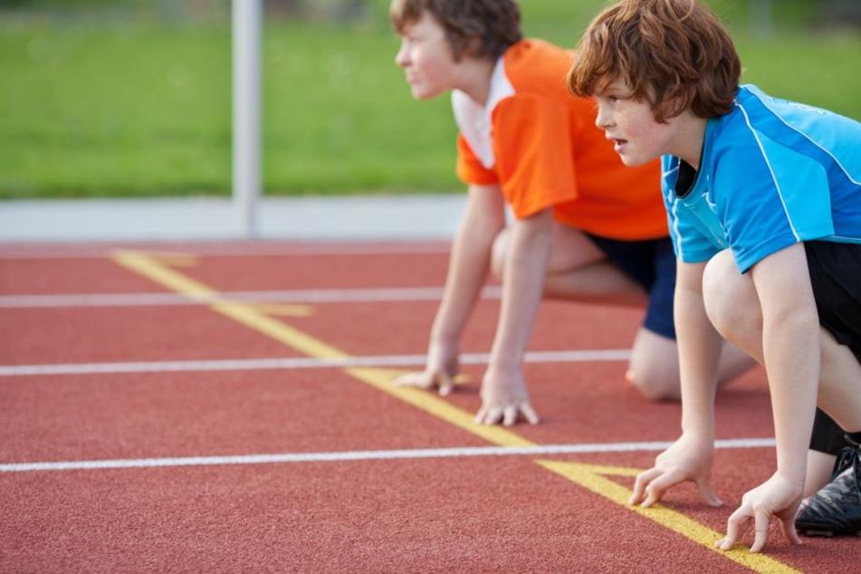 In einer Schweizer Grundschule wurde der Sprint abgesagt. (Symbolfoto)