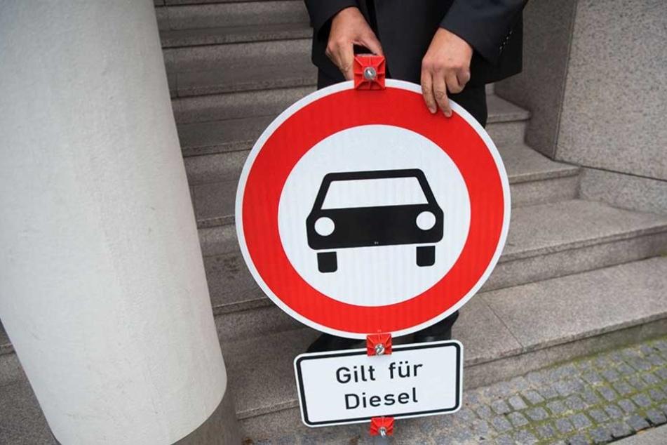 Ein Verbot für Dieselfahrzeuge hätte im Senat heftige Folgen.