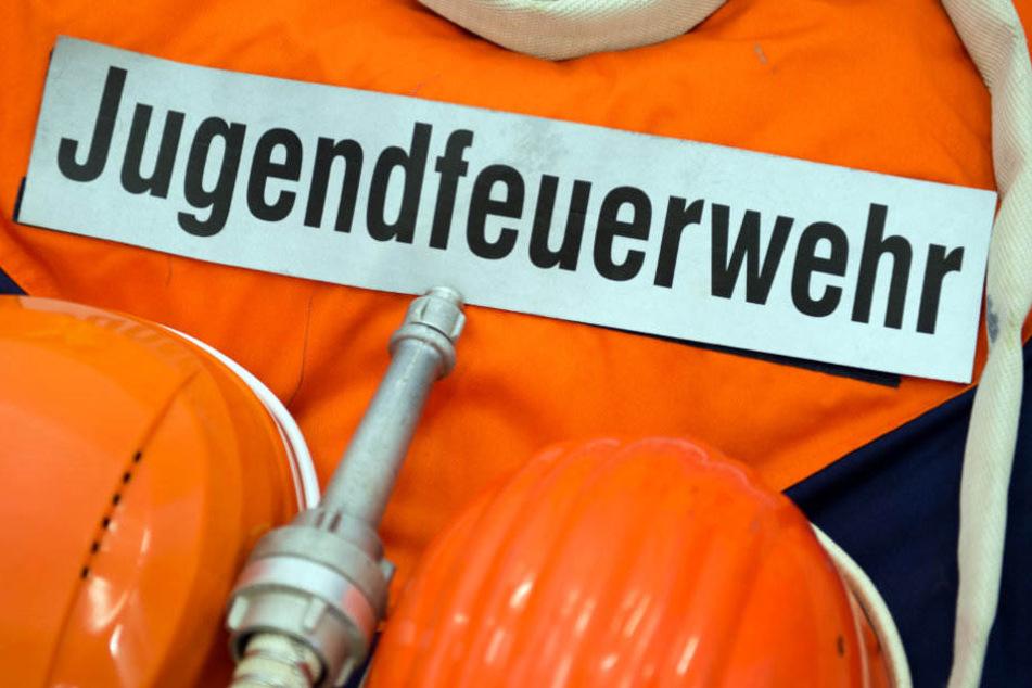Etwa 1200 Kinder und Jugendliche sind in der Thüringer Jugendfeuerwehr aktiv. (Symbolbild)