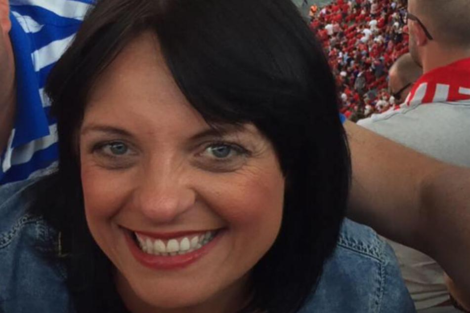 Das Lächeln von Zoe Williams (†42) ist für immer erloschen.