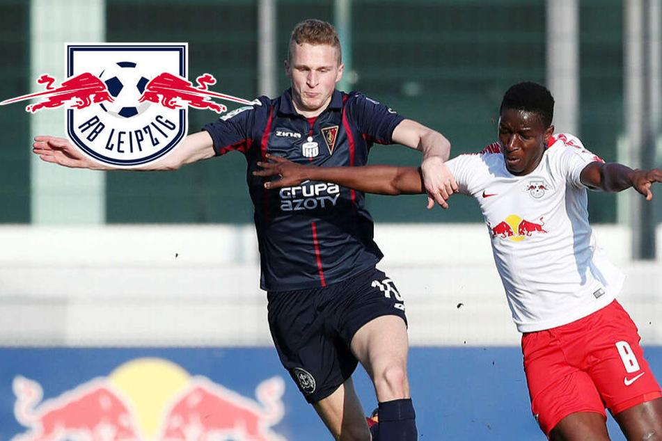 Acht-Tore-Spektakel! RB Leipzig verliert Test gegen Erstligisten