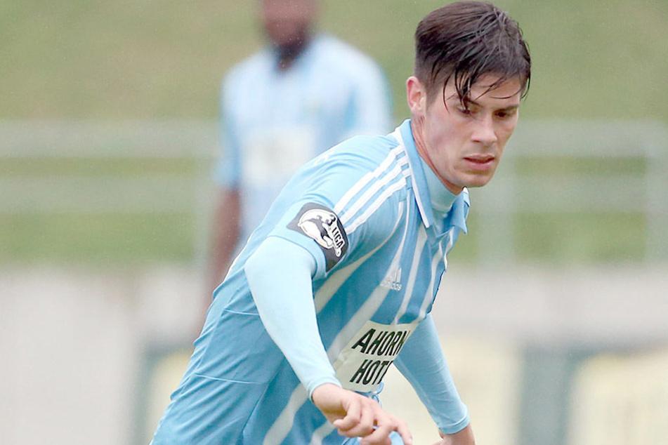 Dennis Mast kam im Sommer auf Leihbasis vom Zweitligisten Arminia Bielefeld zum CFC.