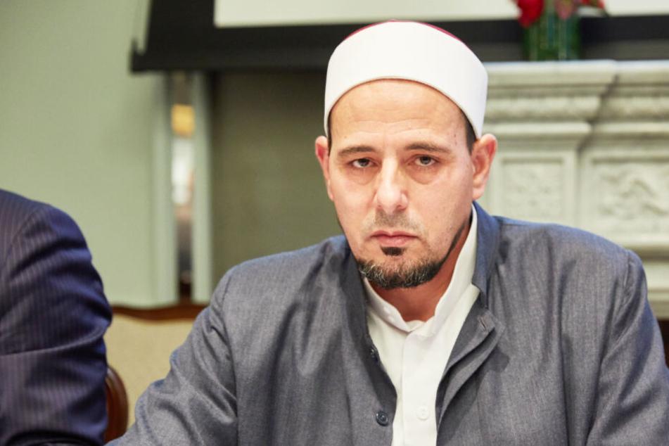 Gamal Fouda, Imam aus Christchurch in Neuseeland, ist zur Konferenz der europäischen Muslime nach Hamburg gekommen.