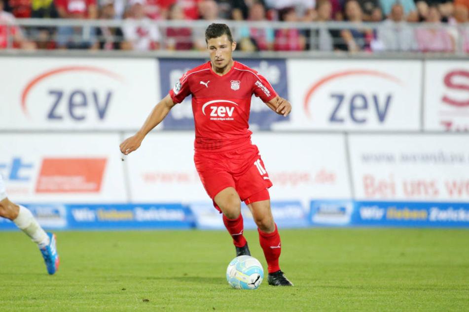 Mittelfeld-Mann Michael Schlicht wechselt vom FSV nach Schweinfurt.