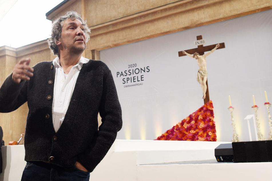 Christian Stückl inszeniert die Passion zum vierten Mal.