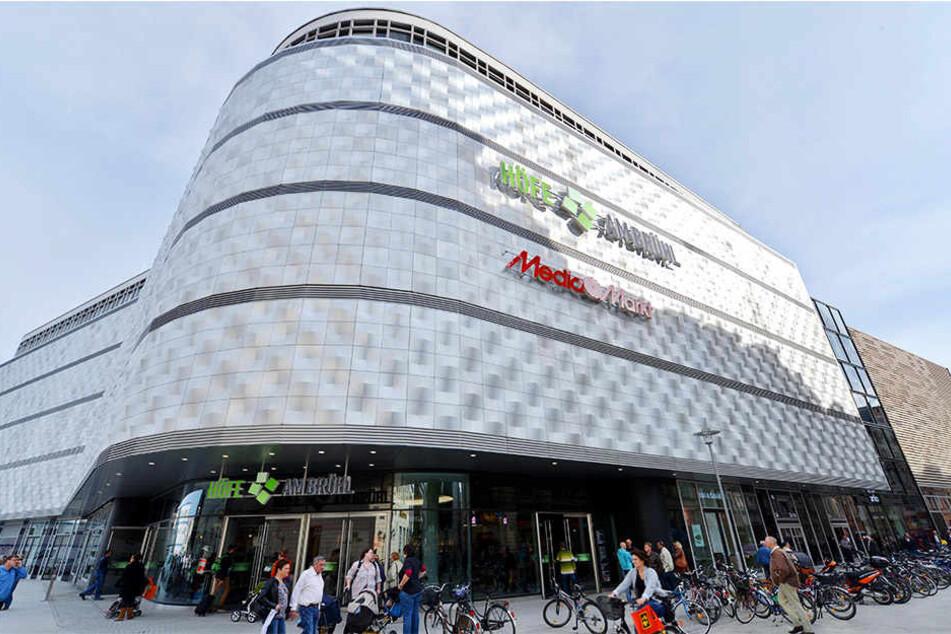 Das Einkaufszentrum in der Innenstadt wird bald in neuem Glanz erstrahlen.