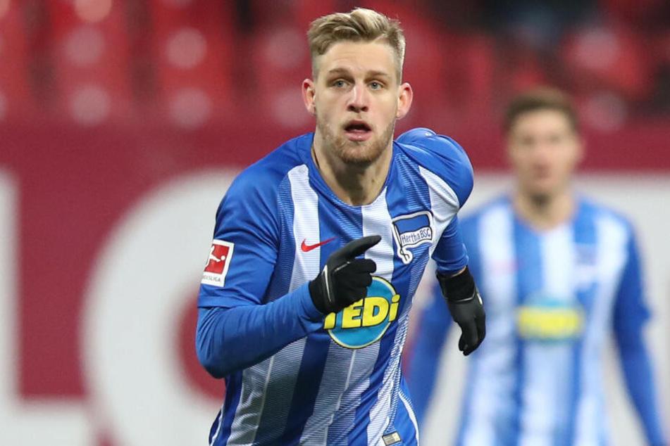 Arne Maier kam in dieser Spielzeit erst auf zwei Bundesliga-Einsätze.