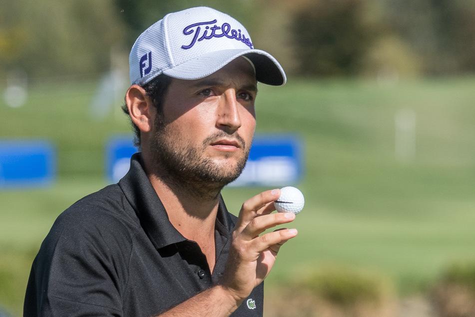Der Golfspieler Alexander Levy wurde positiv auf das Coronavirus getestet.