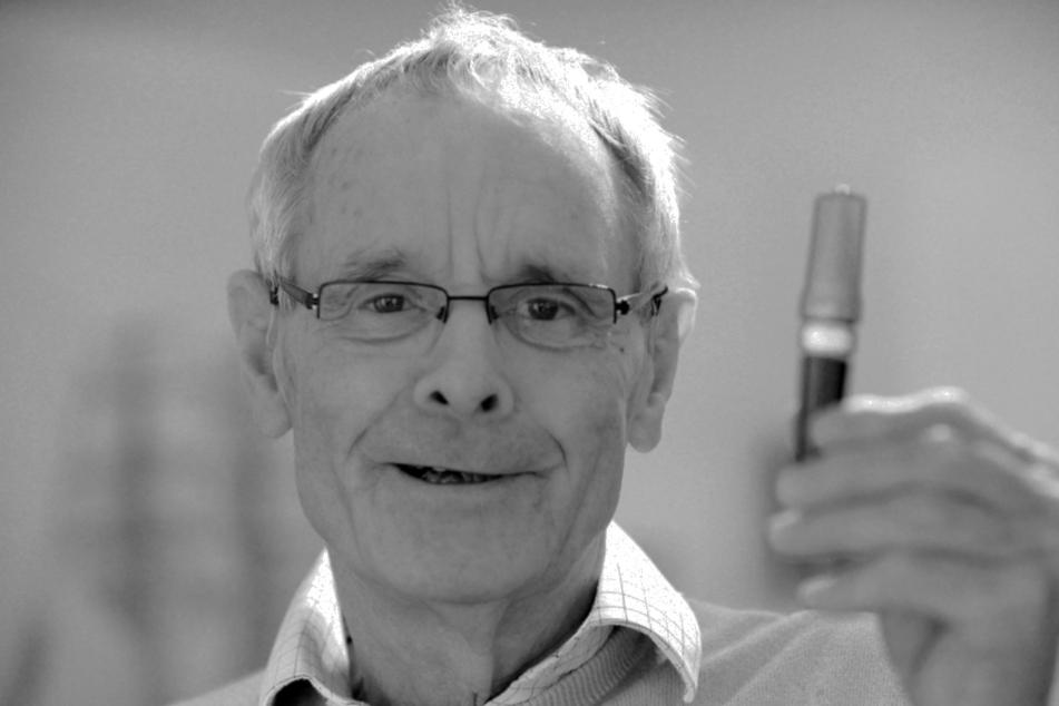 Hamburg: Filzstift-Firmengründer Carl Wilhelm Edding ist tot
