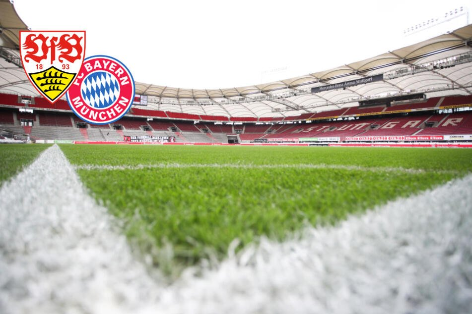Ende November: VfB Stuttgart empfängt FC Bayern München